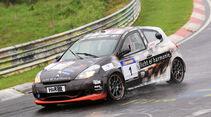 VLN - Nürburgring Nordschleife - Startnummer #1 - Renault Clio Cup - SP3