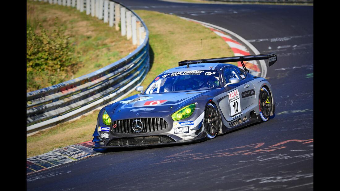 VLN - Nürburgring Nordschleife - Startnummer #10 - Mercedes-AMG GT3 - SPS automotive performance e. K. - SP9 PRO