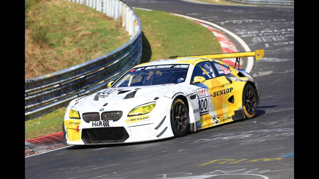VLN - Nürburgring Nordschleife - Startnummer #100 - BMW M6 GT3 - Walkenhorst Motorsport - SP9