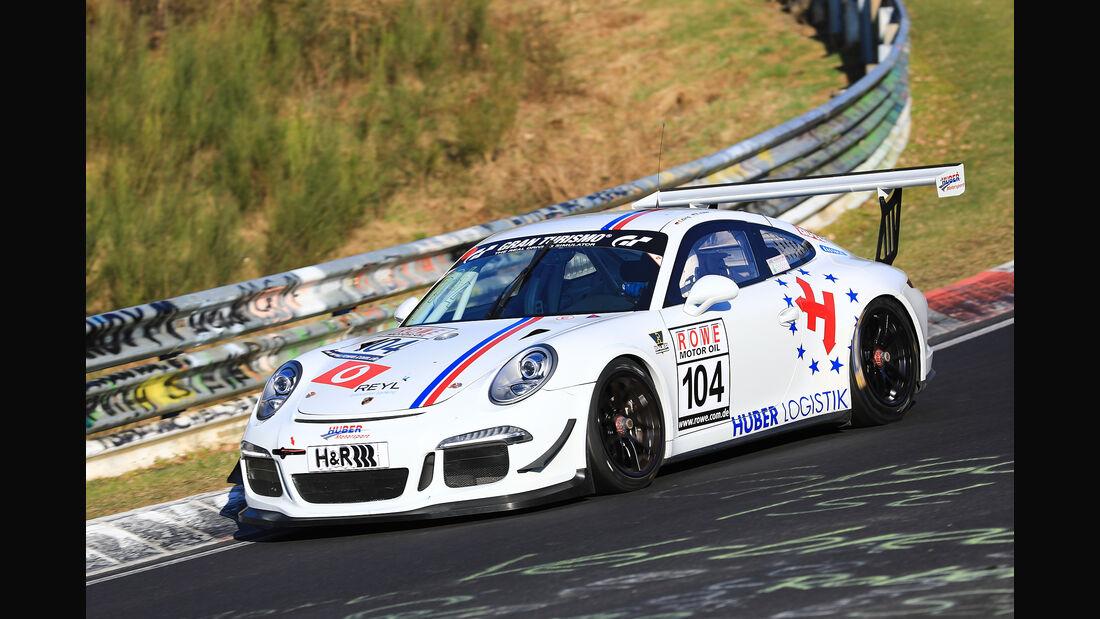 VLN - Nürburgring Nordschleife - Startnummer #104 - Porsche 911 GT3 Cup - CUP2