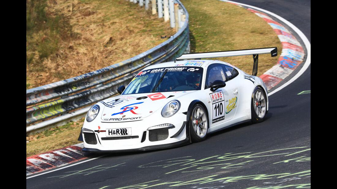 VLN - Nürburgring Nordschleife - Startnummer #110 - Porsche 911 GT3 Cup - PROsport-Performance GmbH - CUP2