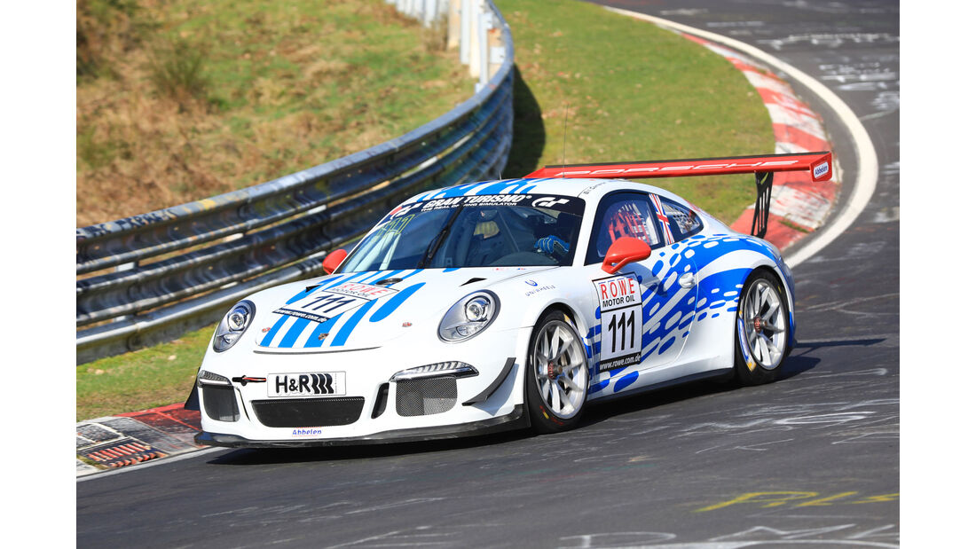 VLN - Nürburgring Nordschleife - Startnummer #111 - Porsche 911 GT3 Cup - Willie Moore - CUP2