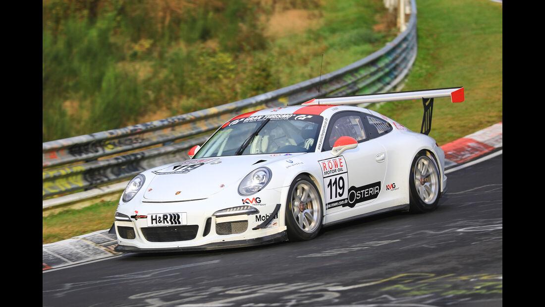 VLN - Nürburgring Nordschleife - Startnummer #119 - Porsche 991 GT3 Cup - CUP2