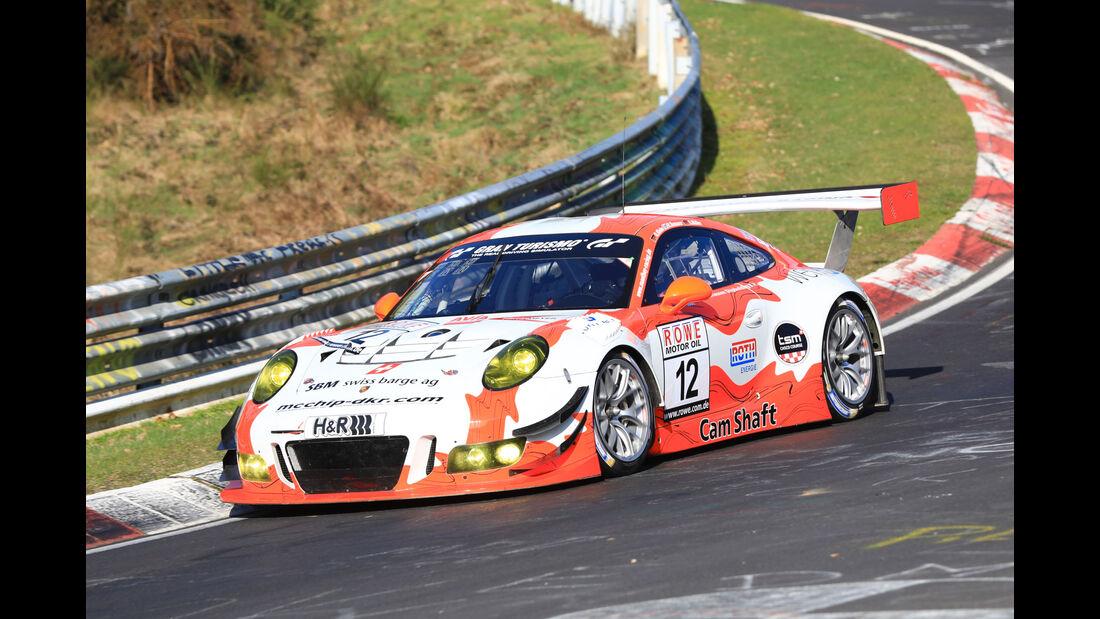 VLN - Nürburgring Nordschleife - Startnummer #12 - Porsche 911 GT3 R - Manthey Racing - SP9