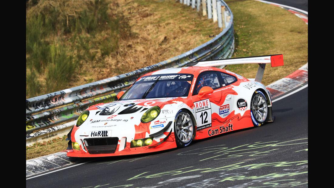 VLN - Nürburgring Nordschleife - Startnummer #12 - Porsche 911 GT3 R - Manthey Racing - SP9 PRO