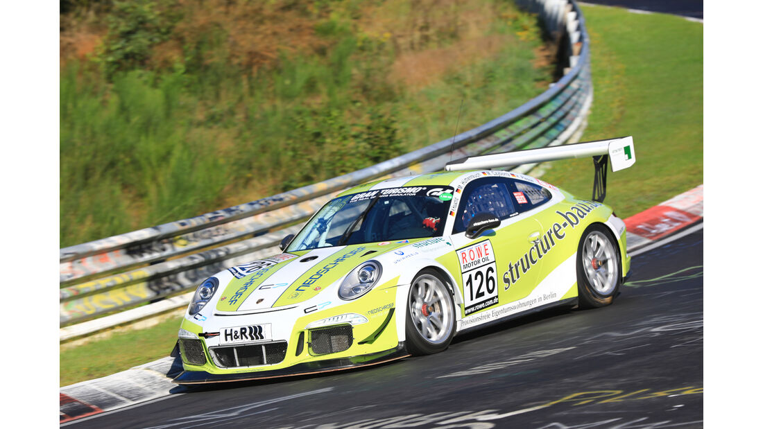 VLN - Nürburgring Nordschleife - Startnummer #126 - Porsche 991 Cup - Konrad Motorsport GmbH - SP8