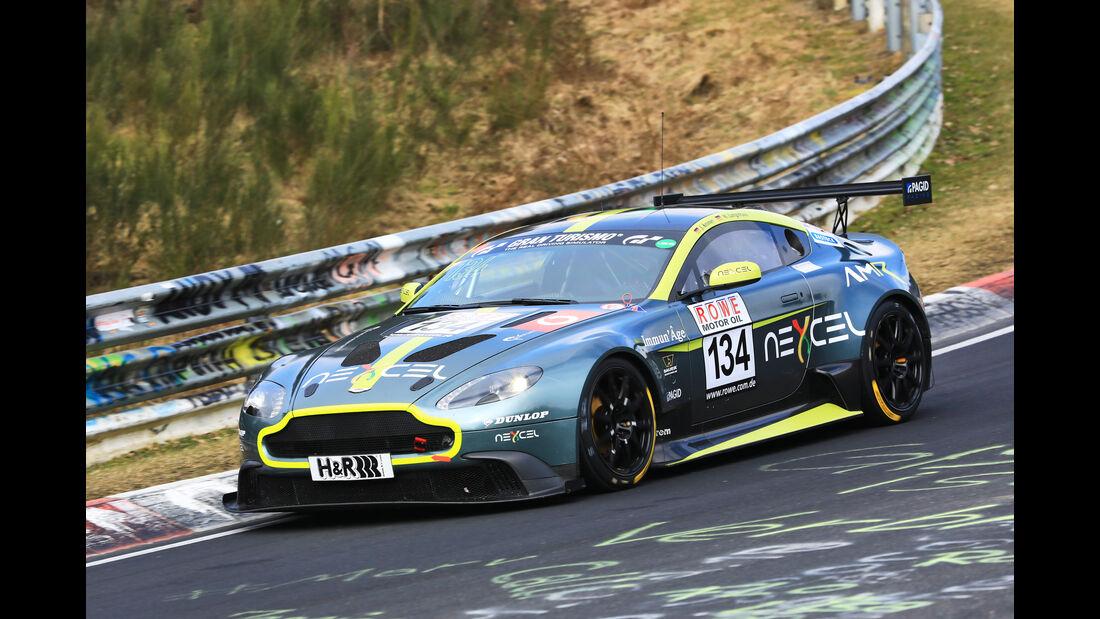 VLN - Nürburgring Nordschleife - Startnummer #134 - Aston Martin Vantage GT8 - Aston Martin Test Centre - SP8