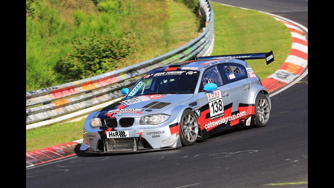 VLN - Nürburgring Nordschleife - Startnummer #138 - BMW 150 GTR - SP8