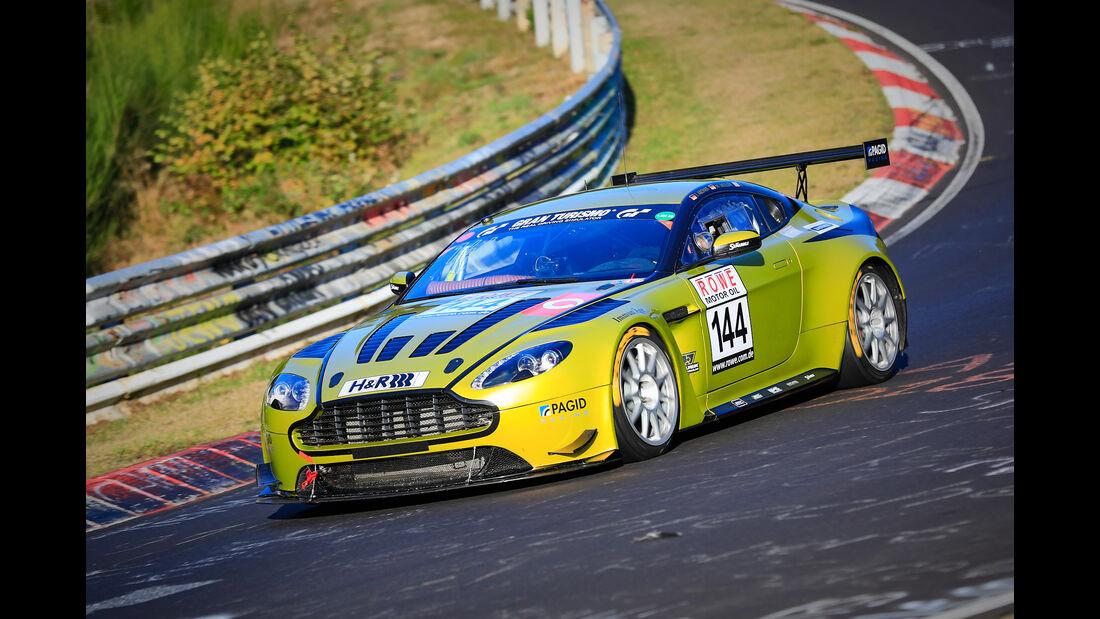 VLN - Nürburgring Nordschleife - Startnummer #144 - Aston Martin Vantage V12 - AMR Performance Centre - SP8