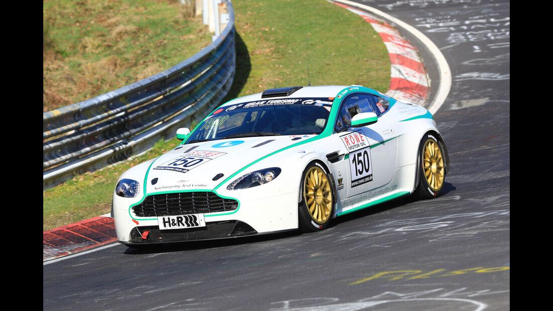 VLN - Nürburgring Nordschleife - Startnummer #150 - Aston Martin V8 Vantage N24 - Aston Martin Test Centre - SP8