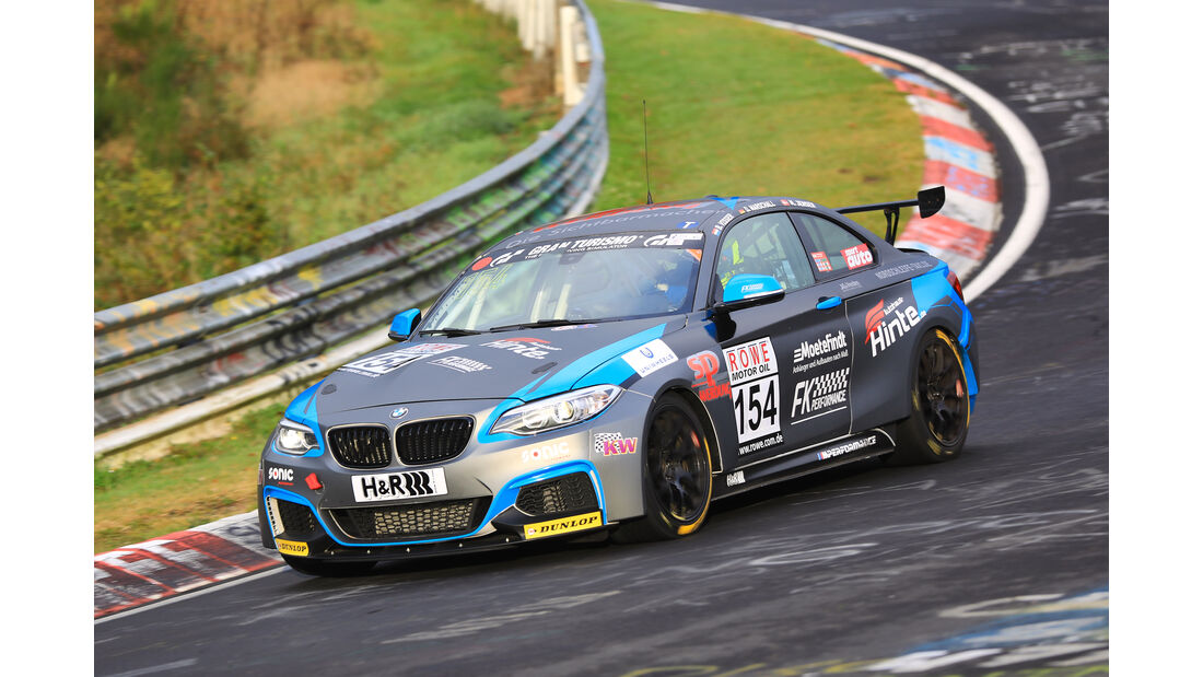 VLN - Nürburgring Nordschleife - Startnummer #154 - BMW M235i Racing - FK Performance Gbr - SP8T