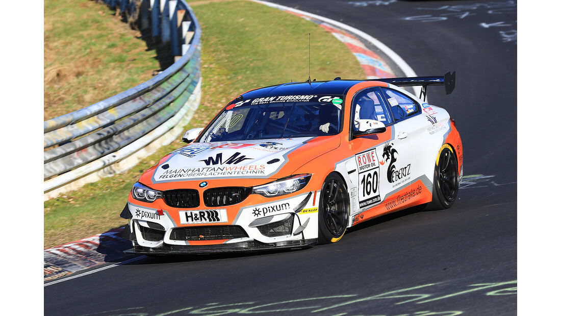 VLN - Nürburgring Nordschleife - Startnummer #160 - Pixum Team Adrenalin Motorsport - BMW M4 GT4 - SP8T