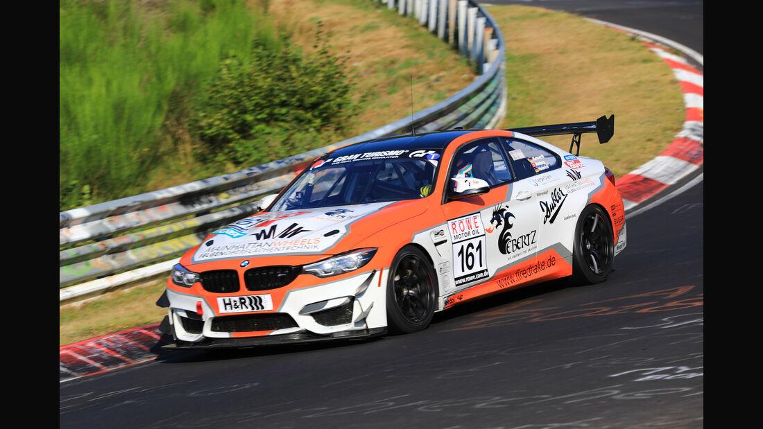 VLN - Nürburgring Nordschleife - Startnummer #161 - BMW M4 GT4 - Pixum Team Adrenalin Motorsport - SP10