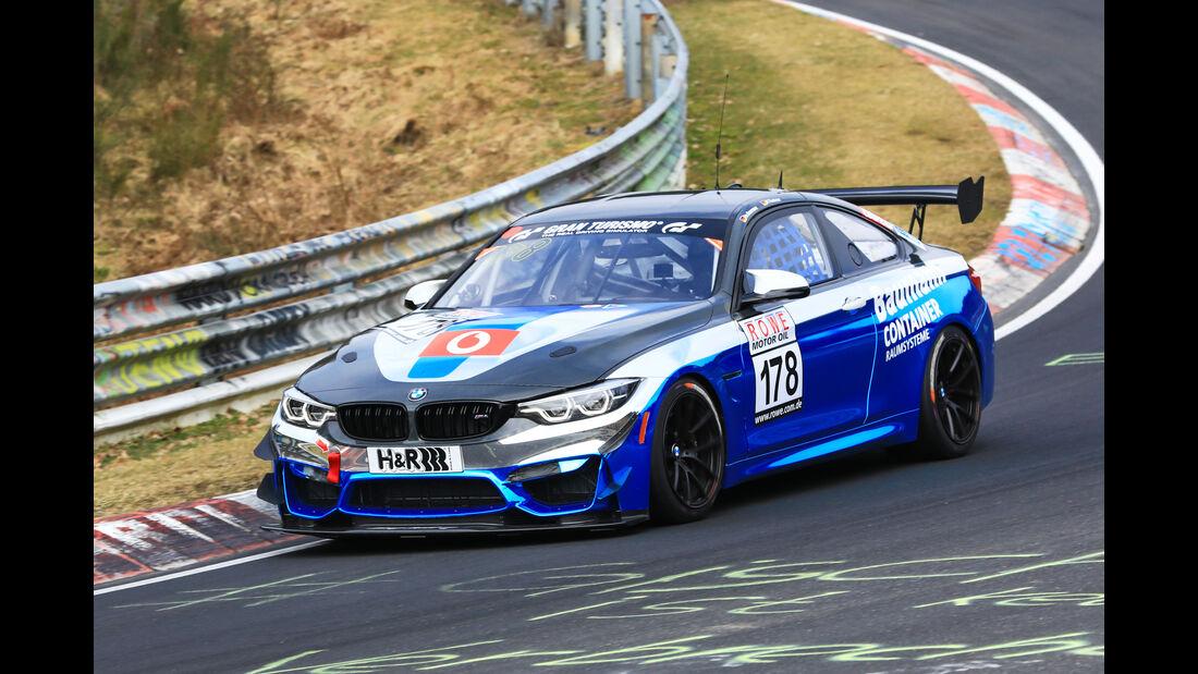 VLN - Nürburgring Nordschleife - Startnummer #178 - BMW M4 GT4 - SP10