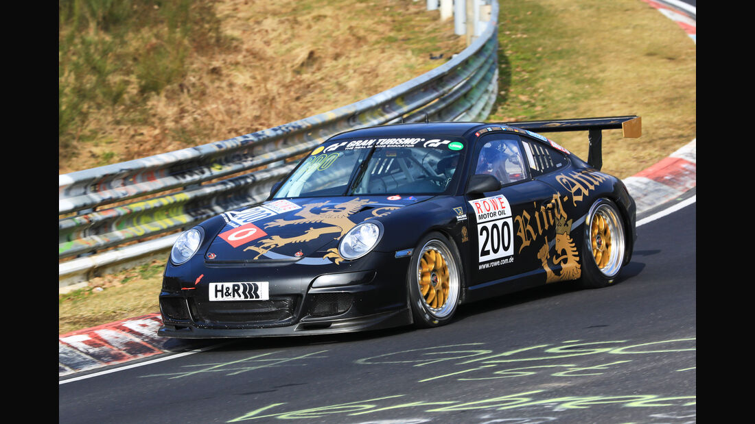 VLN - Nürburgring Nordschleife - Startnummer #200 - Porsche 911 GT3 Cup - SP6