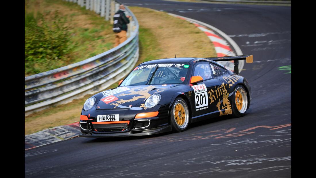 VLN - Nürburgring Nordschleife - Startnummer #201 - Porsche 911 GT3 Cup - SP6