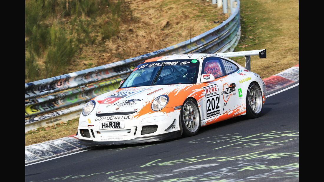 VLN - Nürburgring Nordschleife - Startnummer #202 - Porsche 911 GT3 Cup - rent2drive-FAMILIA-racing - SP6