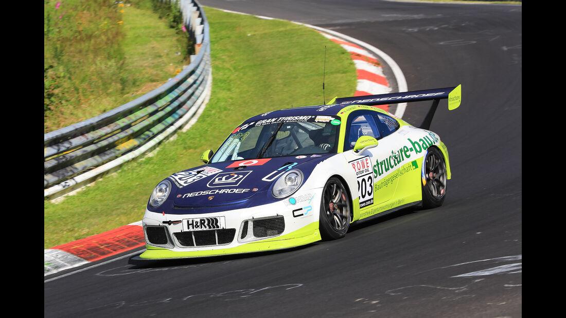VLN - Nürburgring Nordschleife - Startnummer #203 - Porsche 911 Cup - Konrad Motorsport GmbH - SP6