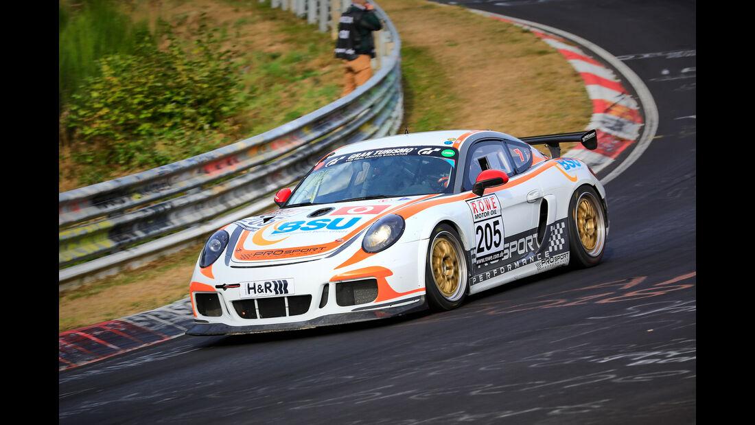 VLN - Nürburgring Nordschleife - Startnummer #205 - Porsche Cayman PRO4 - Team Mathol Racing e.V - SP6