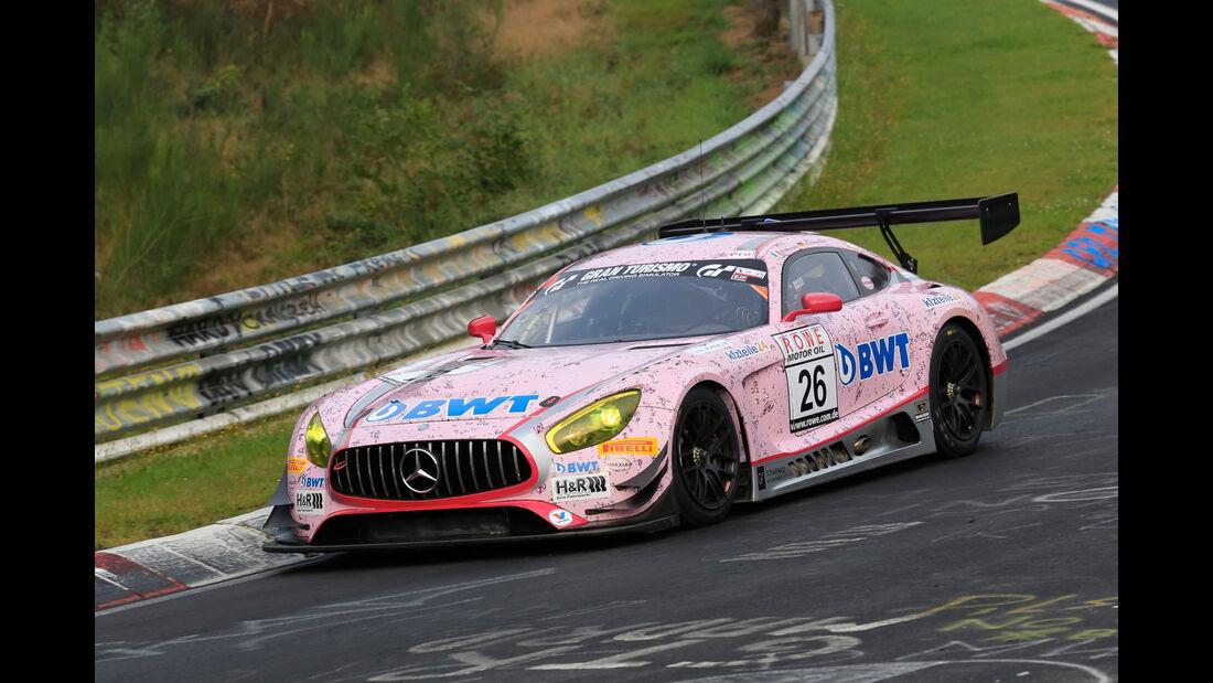 VLN - Nürburgring Nordschleife - Startnummer #26 - Mercedes-AMG GT3 - Mücke Motorsport GmbH - SP9