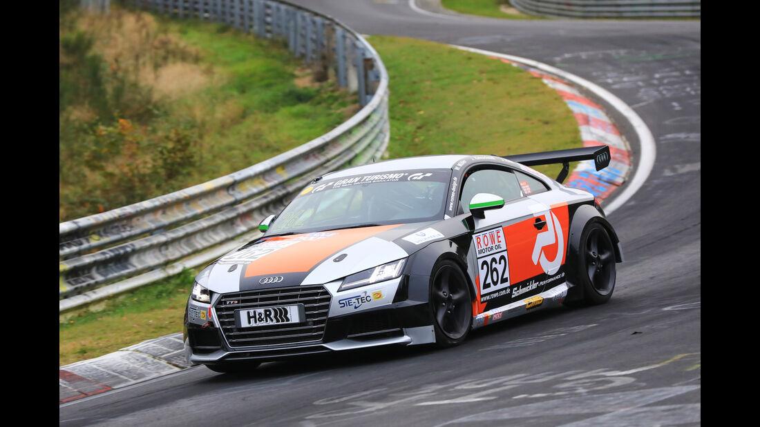 VLN - Nürburgring Nordschleife - Startnummer #262 - Audi TT-Cup - Pro Handicap eV. - SP4T