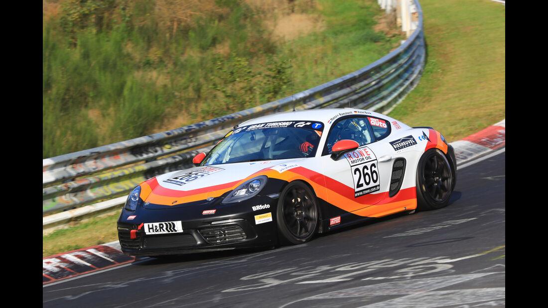 VLN - Nürburgring Nordschleife - Startnummer #266 - Porsche Cayman S - MSC Münster e.V. DMV - SP4T