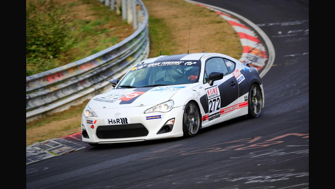 VLN - Nürburgring Nordschleife - Startnummer #272 - Toyota GT86 - Team Mathol Racing e.V - SP3