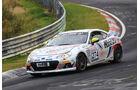 VLN - Nürburgring Nordschleife - Startnummer #274 - Toyota GT86 - MSC Adenau e. V. im ADAC - SP3