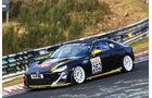 VLN - Nürburgring Nordschleife - Startnummer #282 - Toyota GT86 - SP3