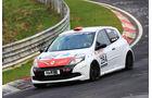 VLN - Nürburgring Nordschleife - Startnummer #284 - Renault Clio Cup - SP3