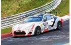 VLN - Nürburgring Nordschleife - Startnummer #287 - Toyota GT86 - SP3