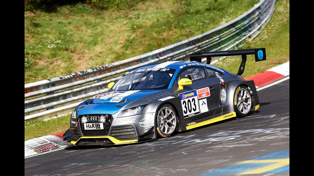 VLN - Nürburgring Nordschleife - Startnummer #303 - Audi TTRS - SP3T