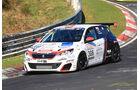 VLN - Nürburgring Nordschleife - Startnummer #308 - Peugeot 308 Racing Cup TCR - Bonk Motorsport KG - TCR