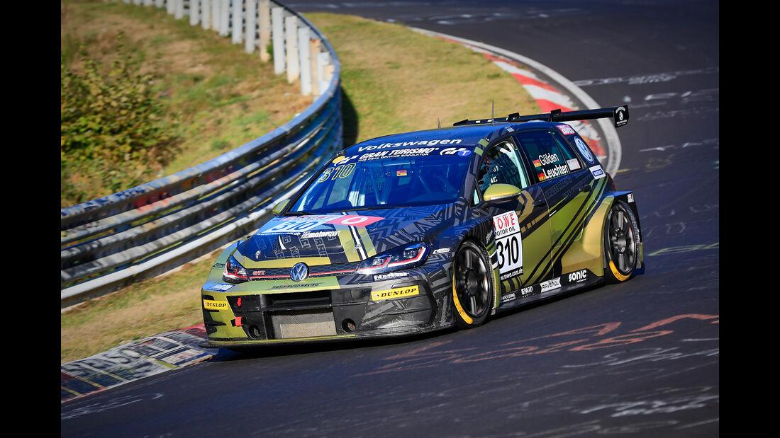 VLN - Nürburgring Nordschleife - Startnummer #310 - VW Golf GTI TC -Max Kruse Racing GmbH - SP3T