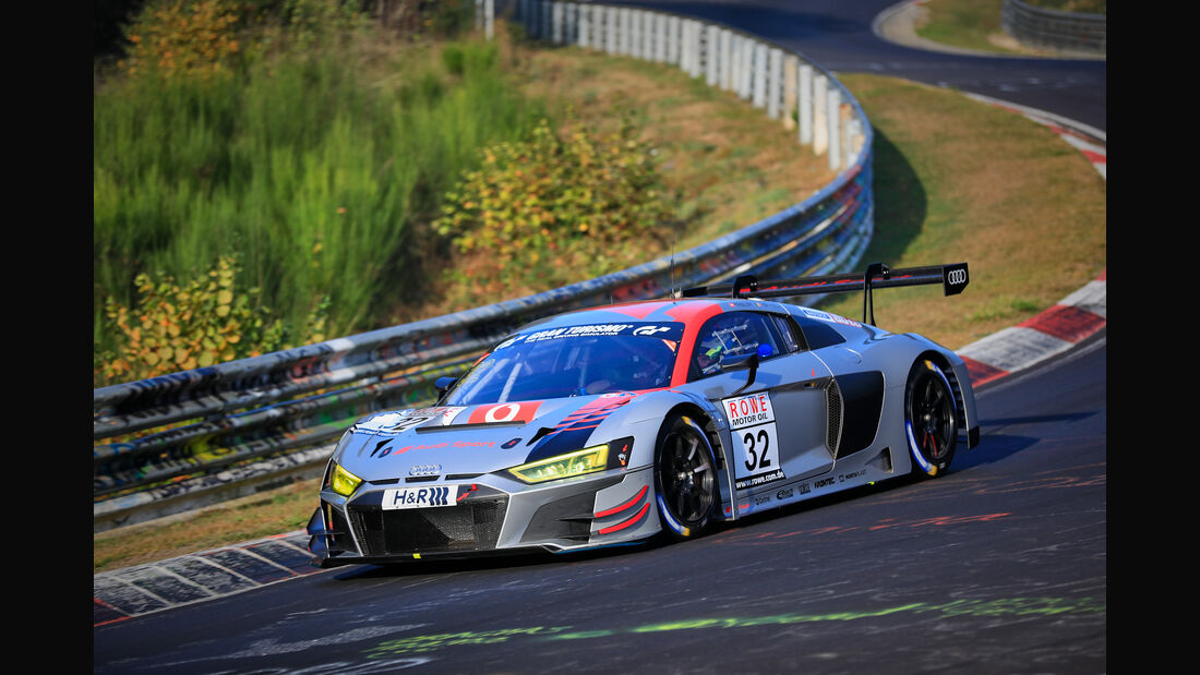 VLN - Nürburgring Nordschleife - Startnummer #32 - Audi R8 LMS - PROsport-Performance GmbH - SPX