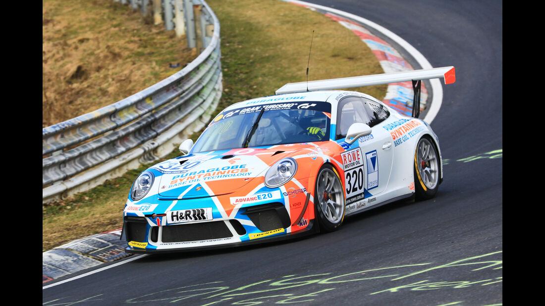 VLN - Nürburgring Nordschleife - Startnummer #320 - Porsche 911 GT3 Cup II - Care for Climate - AT(-G)