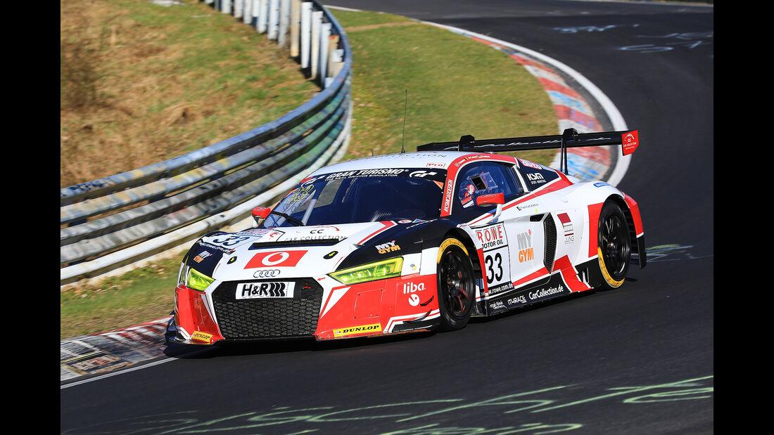 VLN - Nürburgring Nordschleife - Startnummer #33 - Audi R8 LMS - Car Collection Motorsport - SP9 PRO