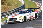 VLN - Nürburgring Nordschleife - Startnummer #33 - Mercedes-Benz SLS AMG GT3 - Car Collection Motorsport - SP9