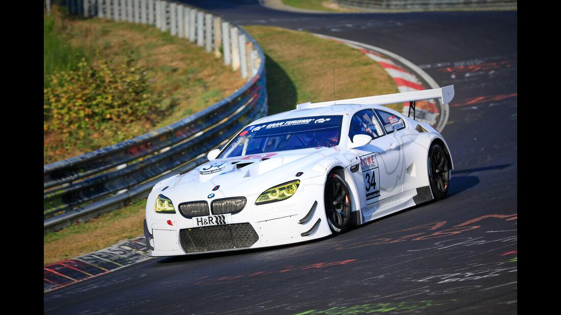 VLN - Nürburgring Nordschleife - Startnummer #34 - BMW M6 GT3 - Walkenhorst Motorsport - SP9 PRE
