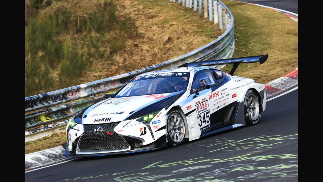 VLN - Nürburgring Nordschleife - Startnummer #345 - Lexus LC - TOYOTA GAZOO Racing - SPPRO