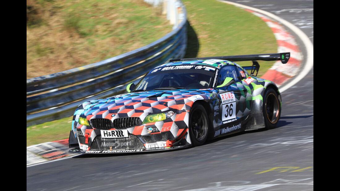 VLN - Nürburgring Nordschleife - Startnummer #36 - BMW Z4 GT3 - Walkenhorst Motorsport - SP9