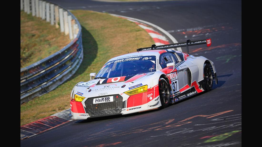 VLN - Nürburgring Nordschleife - Startnummer #37 - Audi R8 LMS - Car Collection Motorsport - SP9 PRO