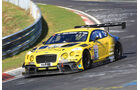 VLN - Nürburgring Nordschleife - Startnummer #37 - Bentley Continental GT3 - Bentley Team ABT - SP9