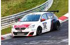 VLN - Nürburgring Nordschleife - Startnummer #386 - Peugeot 308 Racing Cup - SP2T