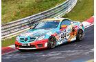 VLN - Nürburgring Nordschleife - Startnummer #404 - Mercedes-Benz SLK 350 - V6