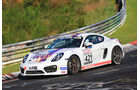 VLN - Nürburgring Nordschleife - Startnummer #421 - Porsche Cayman S - Fanclub Mathol Racing e.V. - V6