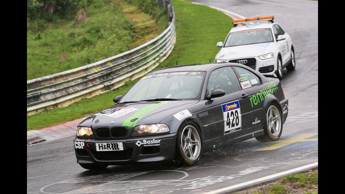 VLN - Nürburgring Nordschleife - Startnummer #428 - BMW M3 E46 - V6