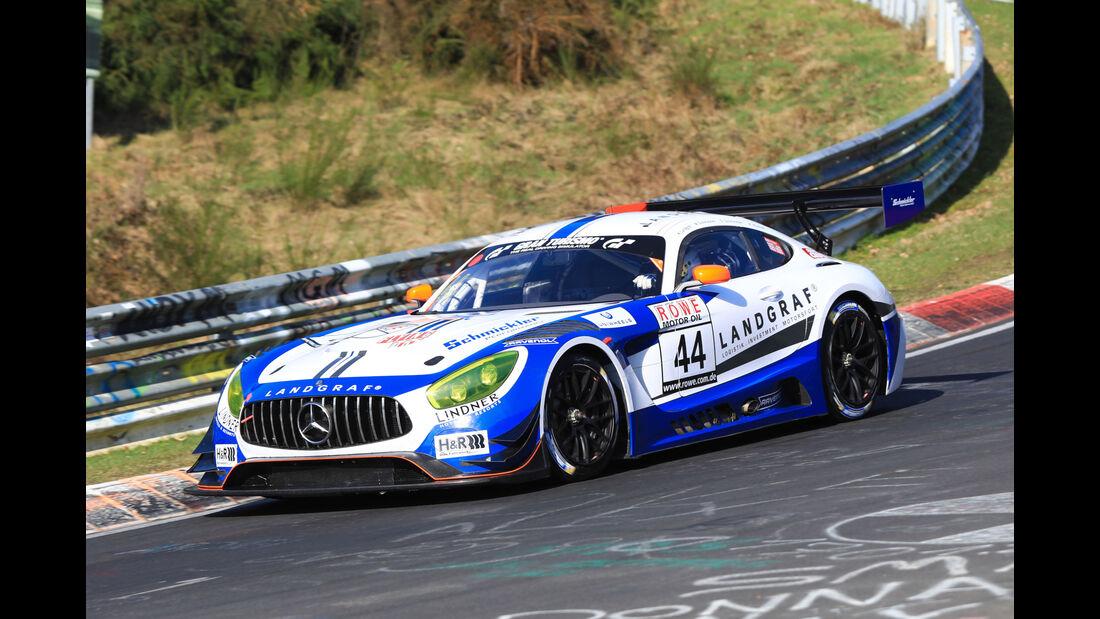VLN - Nürburgring Nordschleife - Startnummer #44 - Mercedes AMG GT3 - Landgraf Motorsport - SP9