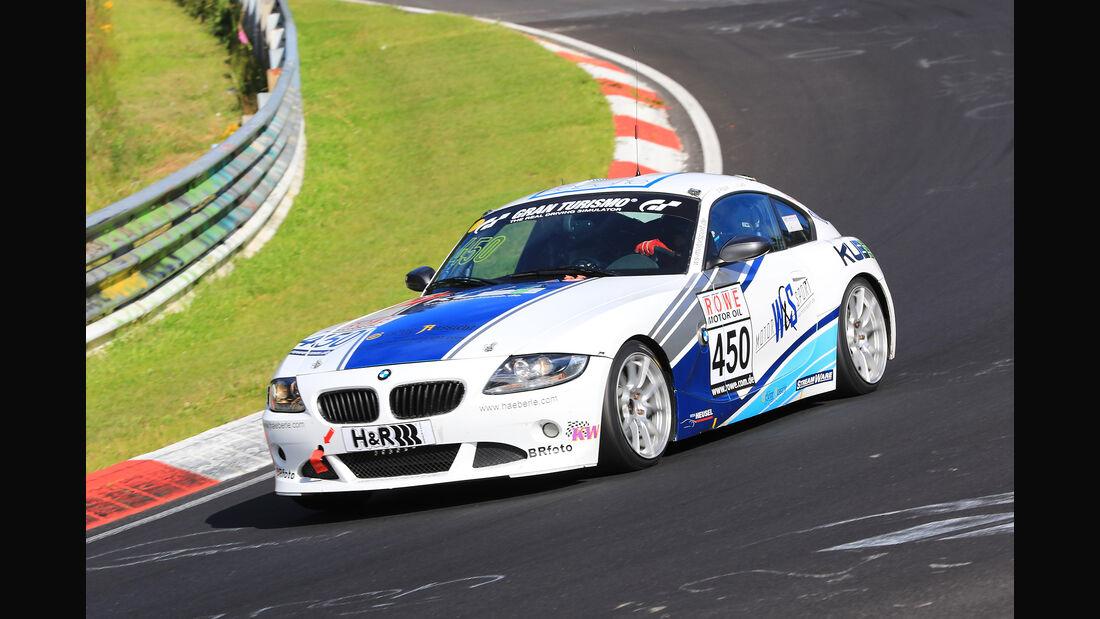 VLN - Nürburgring Nordschleife - Startnummer #450 - BMW Z4 3.0 Si - V5