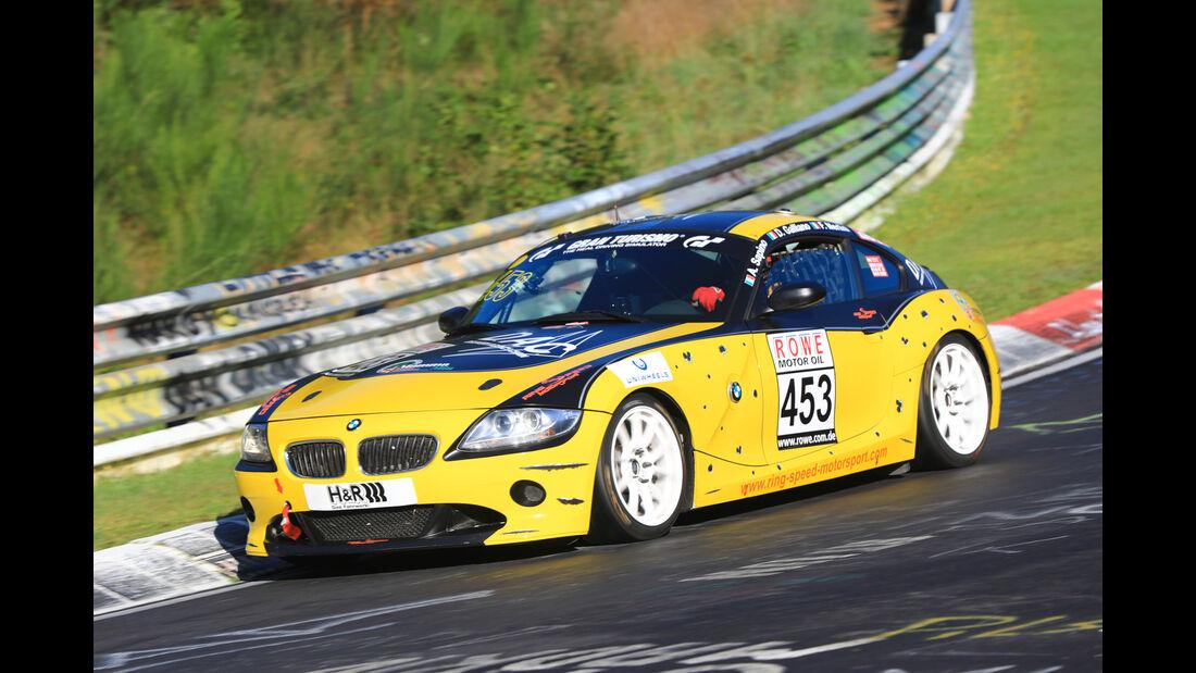 VLN - Nürburgring Nordschleife - Startnummer #453 - BMW Z4 - V5